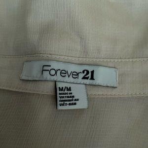 Forever 21 Tops - Forever 21 Blouse never worn!